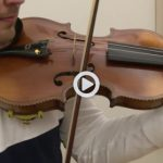 Silenced during the Holocaust, historic violin plays again