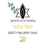 מצגת דורות ההמשך יום השואה 2020